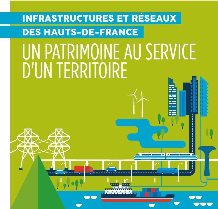 Lundi 6 mai 2019 / Xavier Bertrand (président de la région Hauts-de-France), Bruno Cavagné (président FNTP) à l'AG de la FRTP Hauts-de-France
